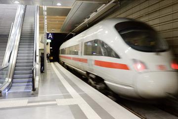 Leipzig: Tödliche Strom-Falle im ICE von Frankfurt nach Leipzig
