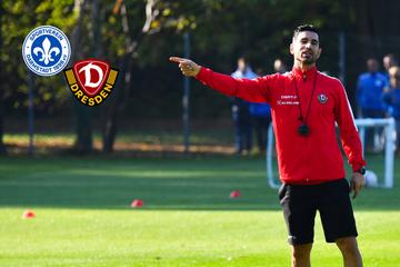 SV Darmstadt 98 schnappt sich Ex-Dynamo-Co-Trainer Ovid Hajou