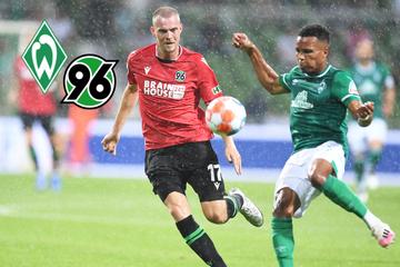 Werder nur mit Remis! Hannover trotzt Eigentor und punktet zum Start in Bremen
