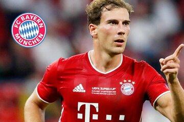Goretzka bleibt! Nationalspieler verlängert bis 2026 beim FC Bayern