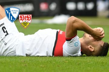 Schwacher VfB in Bochum! Kriselndes Stuttgart bleibt im fünften Spiel ohne Sieg
