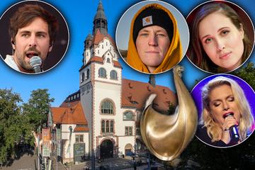 Leipzig: Goldene Henne aus Leipzig: Diese Musik-Stars treten live auf