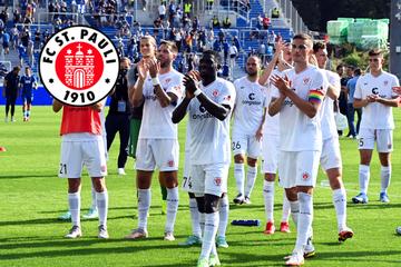 """FC St. Pauli siegt im Stile einer Spitzenmannschaft: """"Haben es als Team gut gelöst"""""""
