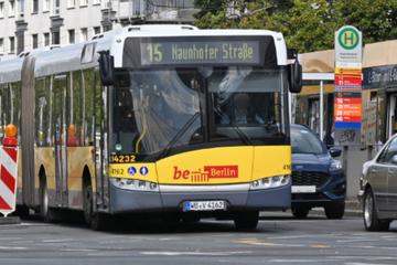 Leipzig: Falsch abgebogen? Deshalb fahren jetzt Berliner Busse in Leipzig