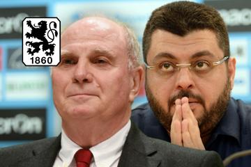 TSV 1860 München: Uli Hoeneß vermittelte Investor Ismaik an die Löwen