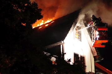 Frankfurt: Einsturzgefahr nach Brand von Mehrfamilienhaus in Offenbach