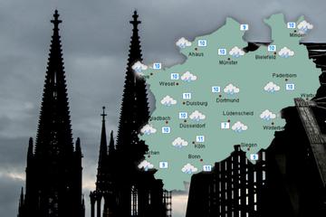 Sturmwarnung in NRW: Stadt Köln bittet Bürger zu Hause zu bleiben!