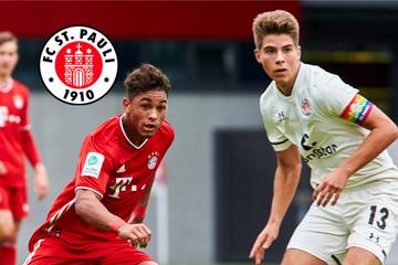 Beim Training verletzt: FC St. Pauli muss auf Talent Roggow verzichten