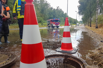 Neuer Starkregen am Wochenende erwartet, Sorge bei Anwohnern in NRW!