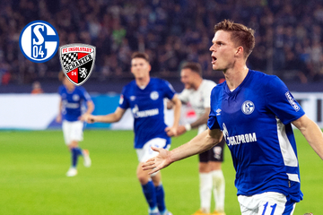 Terodde bricht Torrekord: FC Schalke 04 lässt FC Ingolstadt 04 keine Chance!