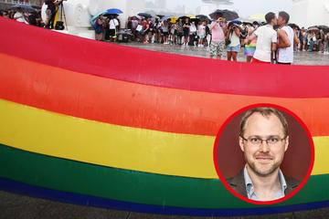 Rechte von Schwulen und Lesben: Darum ist der Regenbogen-Hype blanke Heuchelei