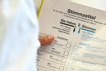 Bundestagswahl in Hessen: SPD legt zu, CDU verliert deutlich