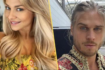 Rúrik Gíslason und Valentina Pahde: Sind die beiden ein Paar?