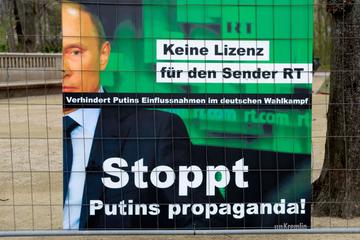 YouTube sperrt RT Deutsch: Kündigung für Putins Propaganda-Plattform