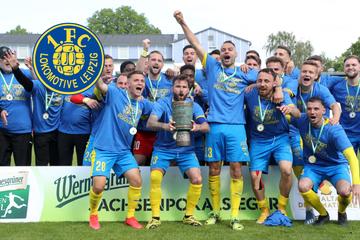 Nach Sachsenpokal-Sieg: So bereitet sich Lok Leipzig auf die neue Saison vor