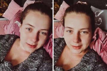 Sarafina Wollny gibt Baby-Update: So geht es der Familie nach dem Zwillings-Einzug