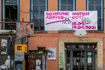 Dresden: Die Scheune feiert 'ne gigantische Abrissparty!