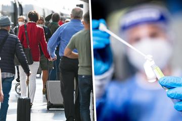 Beschlossene Sache: Einreise-Testpflicht startet Sonntag