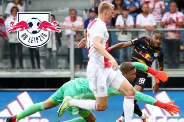 Vor Saisonstart: RB Leipzig tut sich schwer und schafft im letzten Test gegen Ajax nur ein Remis