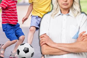 Warf Seniorin (79) Pflastersteine nach spielenden Kindern, weil ihr Mann nicht schlafen konnte?