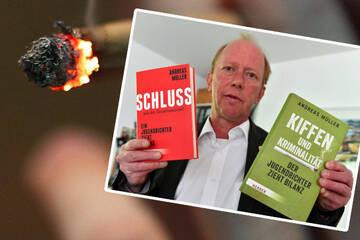 Jugendrichter Müller sieht Cannabis-Legalisierung zum Greifen nah