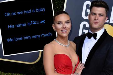 """""""Black Widow""""-Schauspielerin Scarlett Johansson ist wieder Mutter geworden!"""