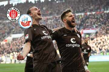 Sechster Heimsieg in Folge! FC St. Pauli schießt die Hansa-Kogge auf Grund