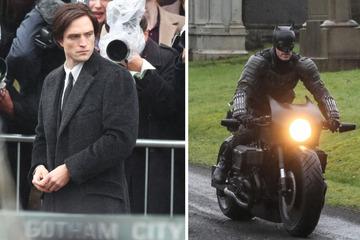 """Twilight""-Star als Fledermausmann: Neuer ""Batman"" begeistert in düsterem Trailer"