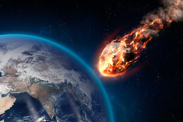 """Asteroid dan meteorit: bahaya bagi Bumi?  Asteroid itu harus """"ditembak"""" akan"""