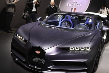 Gehört die Super-Luxusmarke Bugatti bald Porsche? Entscheidung steht bevor