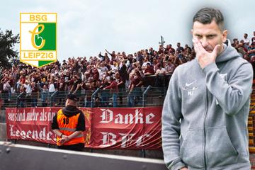 """""""Deine Sippe gehört vergast!"""": BFC relativiert hässliche Szenen gegenüber Chemie Leipzigs Trainer"""