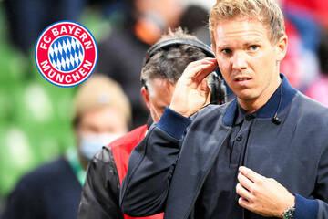 Nagelsmann positiv auf Corona getestet: Ambulanzflieger bringt Bayern-Coach nach Hause