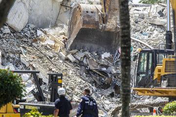 Nach Hauseinsturz bei Miami: Feuerwehr beendet Bergung, 97 Tote