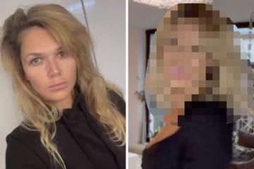 """""""Habe mich entschieden, meine Haare abzuschneiden"""": Sara Kulka begeistert Fans mit neuer Frisur"""