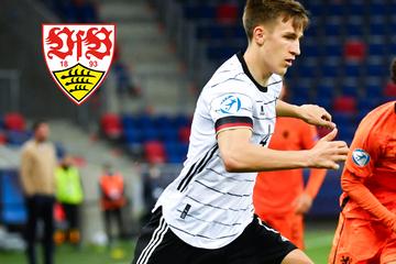 Geht dem VfB Stuttgart U21-Europameister Nico Schlotterbeck durch die Lappen?
