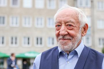 Berlin: Vorhang auf! Dieter Hallervorden möchte seine Heimat verzücken