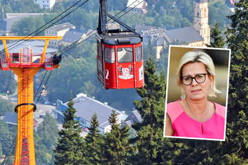 Finanzspritze für das Erzgebirge: Schwebebahn auf dem Fichtelberg bekommt 200.000 Euro!