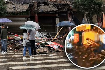 Erdbeben der Stärke 6,0! Menschen sterben, Häuser stürzen ein