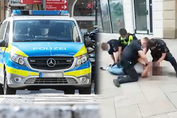 Wieder Polizisten in der Kritik: Gingen Beamte in Göttingen zu brutal vor?