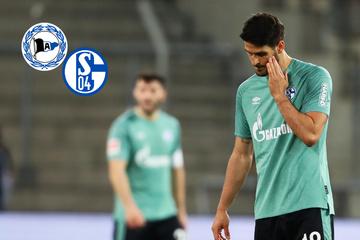 FC Schalke 04 steigt aus der Bundesliga ab! Fährmann-Patzer gegen Bielefeld zerstört letzte Hoffnung