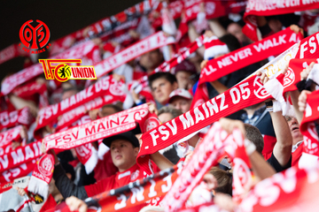 """""""2G plus"""": Volle Hütte beim Union-Auswärtsspiel gegen Mainz 05"""