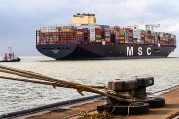 Stau vor den Häfen: Globaler Warenverkehr gerät aus dem Takt
