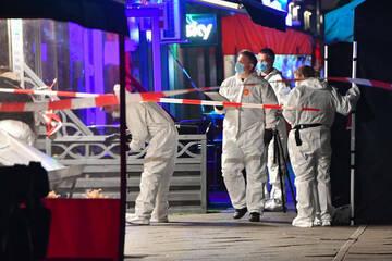 Nach Mord vor Berliner Shisha-Bar: Tatverdächtiger in Bayern festgenommen