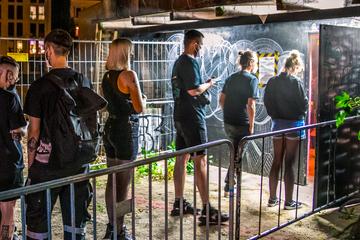 Leipzig: Kein Abstand, keine Maske: Bilanz von Deutschlands erster Club-Party in der Leipziger Distillery
