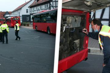 Gefahr für Kinder? Polizei deckt bei Schulbus-Kontrolle etliche Mängel auf