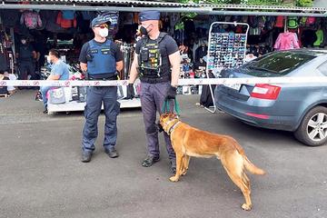 Dresden: Razzia! Die Plagiatsjäger vom Grenzmarkt: Auch Kunden aus Sachsen droht Ärger