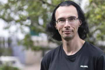 Heinrich Alexandra Hermann ist divers und will in den Bundestag