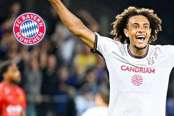 Bayern-Youngster Joshua Zirkzee blüht richtig auf! So läuft es beim RSC Anderlecht