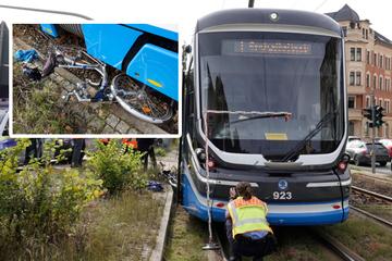 Chemnitz: Tödlicher Zusammenstoß mit Straßenbahn