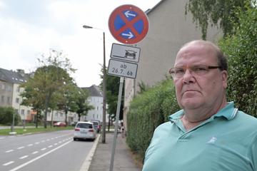 75 Parkplätze weg: Kranker Anwohner schlägt Alarm!